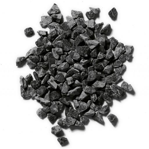 Graniglia Di Marmo Nero.Graniglia Di Marmo Nero Ebano Sfusi Per Decorazioni Giardino